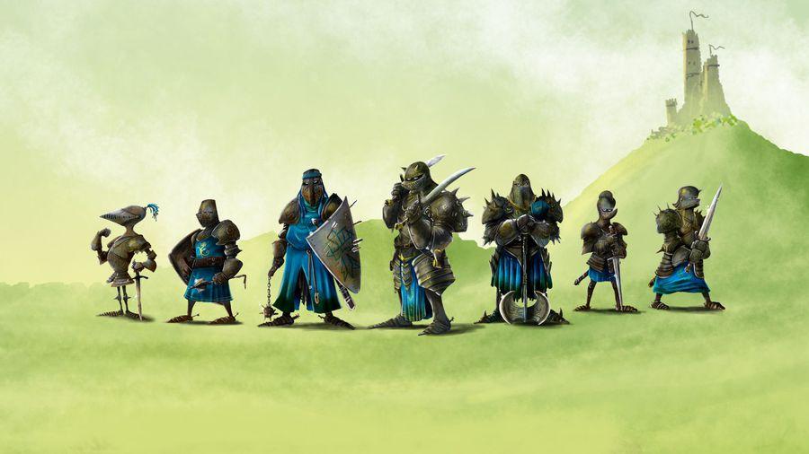 chevaliers claim